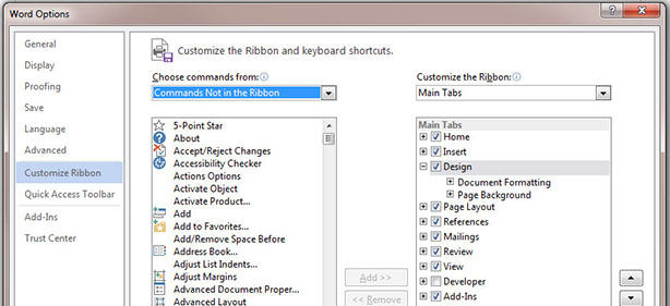 Why the Microsoft Office Ribbon is still rubbish Why the Office Ribbon is still rubbish