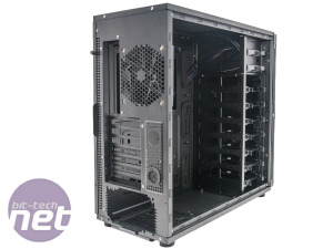 Antec P100 Review Antec P100 Review - Interior