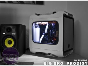 Bit-tech Modding Update - March 2014  Big Bro' Prodigy (E-ATX mod) by Nikkop