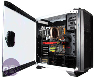 *Corsair Graphite Series 760T Review **NDA TODAY 1PM** Corsair Graphite Series 760T Review - Performance Analysis and Conclusion