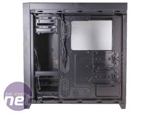 Corsair Obsidian 450D Review Corsair Obsidian 450D Review - Interior