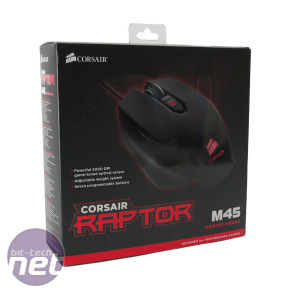 Corsair Raptor M45 Review Corsair Raptor M45 Review - Performance and Conclusion