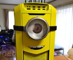 Mod of the Month March 2014  Mod of the Month - Minions Mod by Ronnie Hara