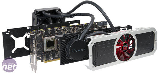AMD Radeon R9 295X2 Review AMD Radeon R9 295X2 Review - The Card