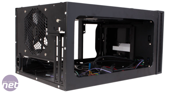*Antec ISK600 Review Antec ISK600 Review - Interior