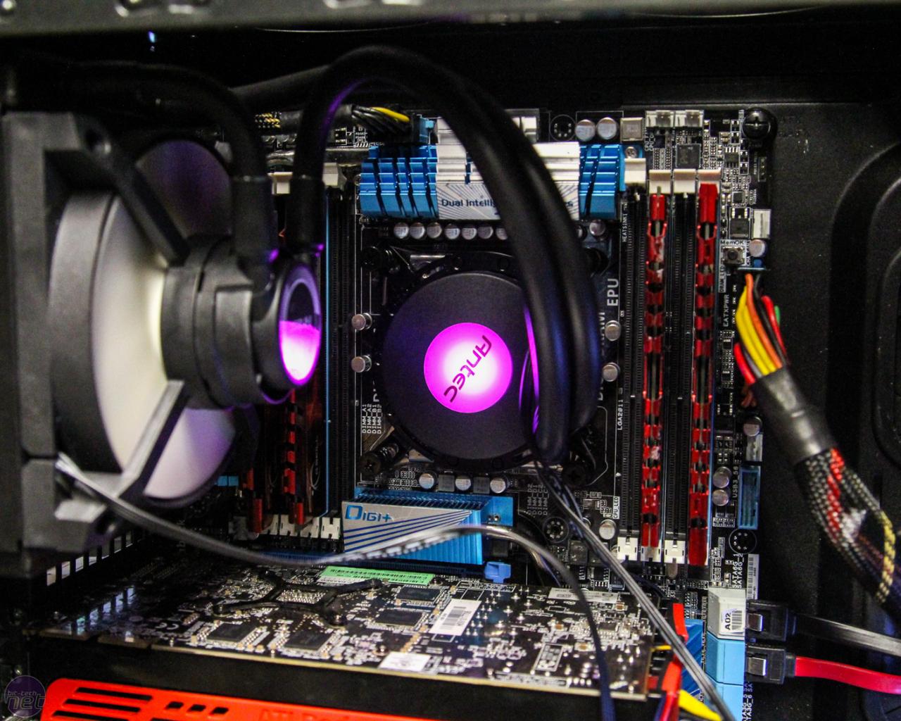 Antec K 252 Hler H20 650 Review Bit Tech Net