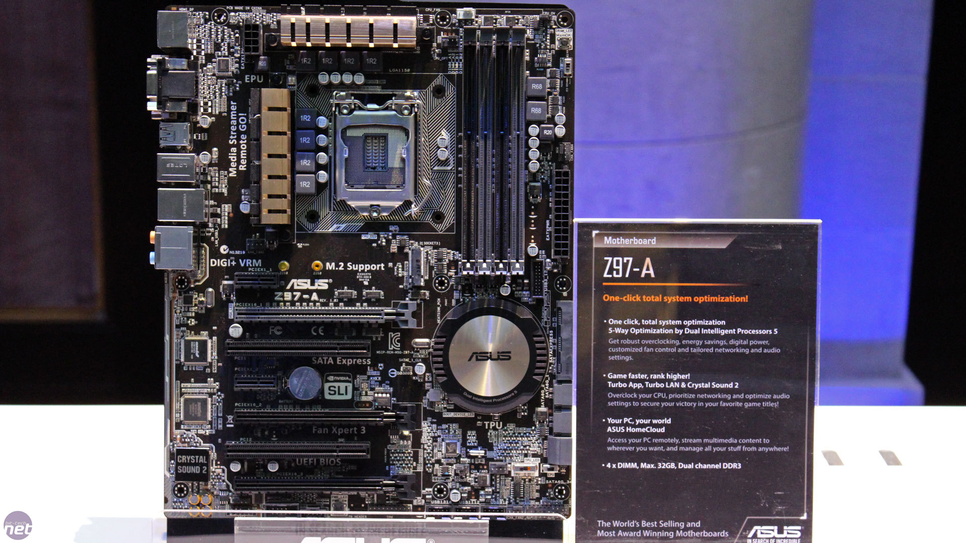 ASUS Z97A UEFI BIOS Overview  YouTube