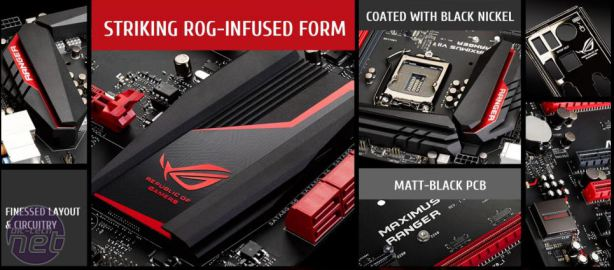 *ASUS Z97 Motherboards Preview (NDA TODAY 8am) ASUS Z97 Motherboards Preview - ROG (Republic of Gamers)