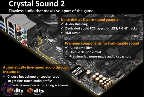 *ASUS Z97 Motherboards Preview (NDA TODAY 8am) ASUS Z97 Motherboards Preview - Storage, Audio and Wireless Technologies
