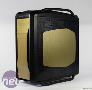 Mod of the Month May 2014 in association with Corsair Watermod - Gold 24K by Sassanou