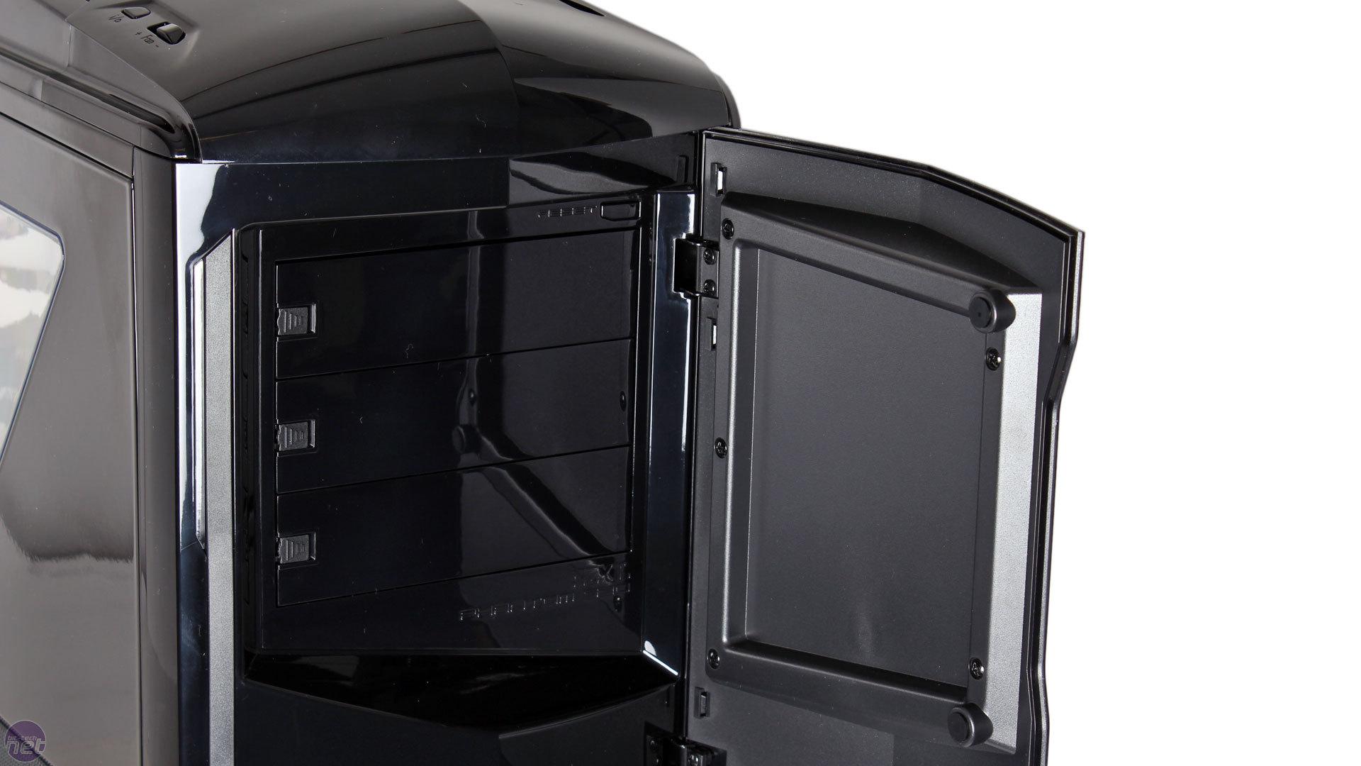 Exterior Metal Door Paint Nzxt Phantom 530 Review Bit Tech Net