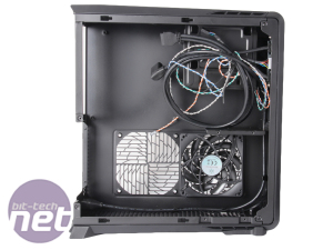 SilverStone Raven RVZ01 Review SilverStone Raven RVZ01 Review - Interior