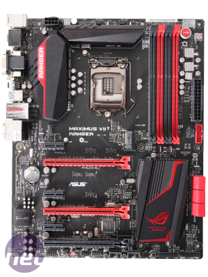 Z97 Close Up: Gigabyte and Asus ROG boards  Z97 Close Up: Asus ROG boards