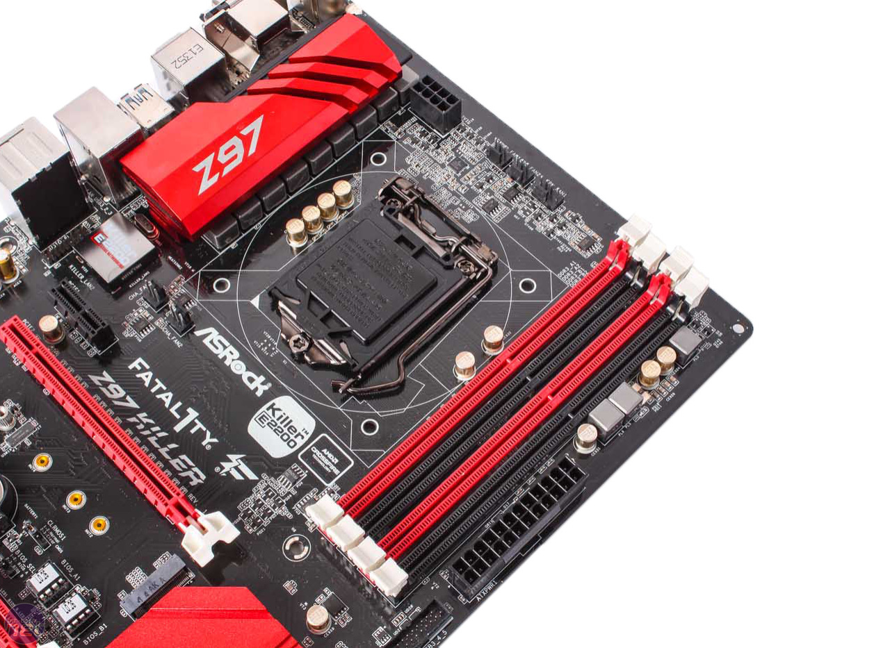 Z97 Motherboard Group Test - Asus, ASRock, Gigabyte and MSI ASRock ...