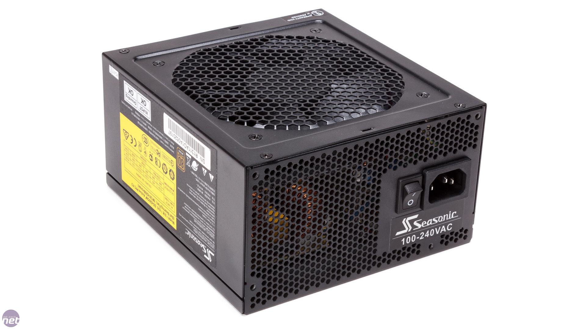 550W-650W PSU Roundup 2014 | bit-tech.net