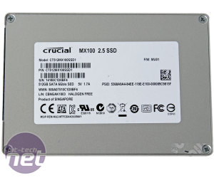 *Crucial MX100 512GB Review **NDA 02/06 8PM** Crucial MX100 512GB Review
