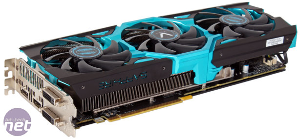 Sapphire Radeon R9 290 Vapor-X OC Review