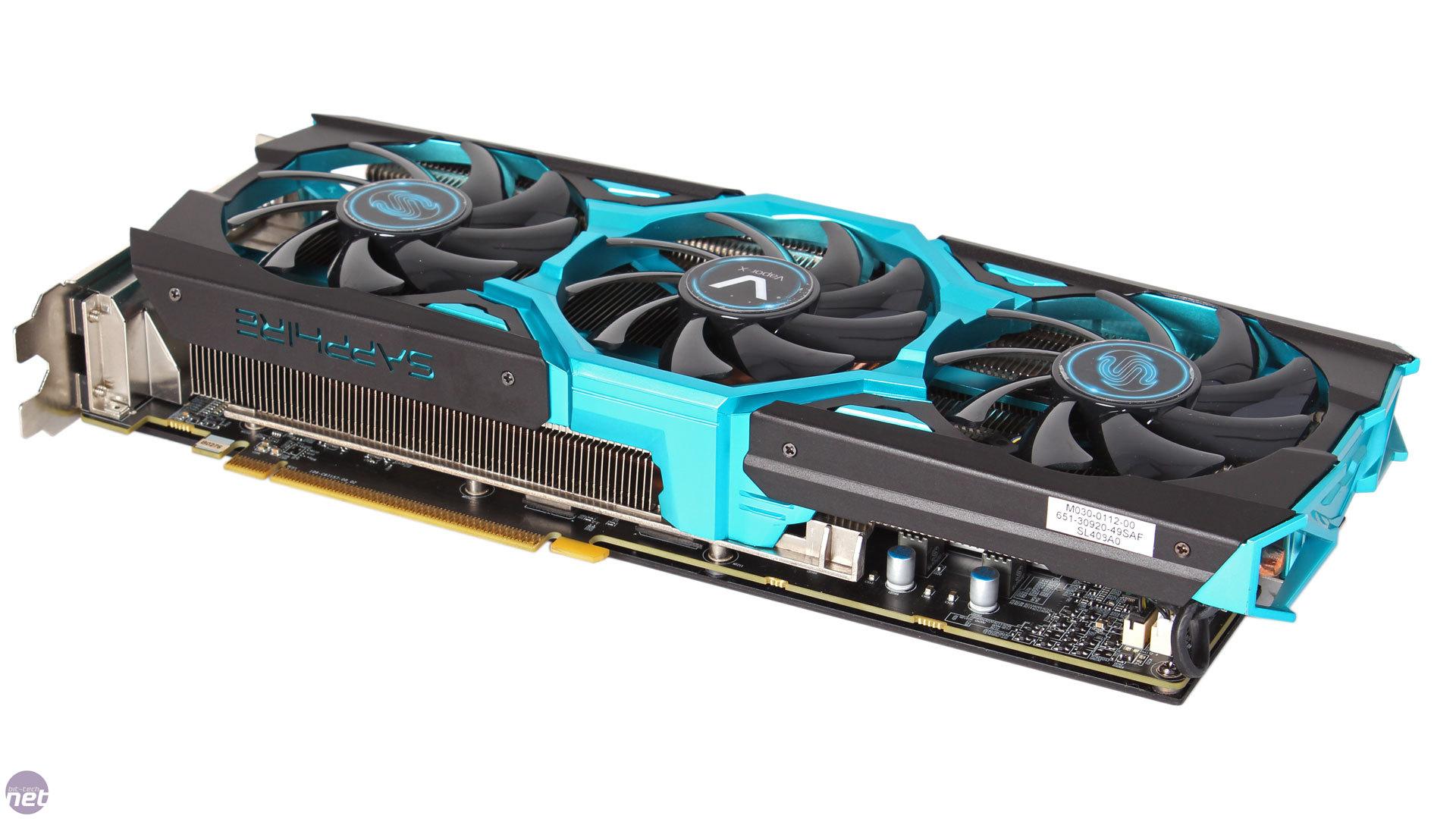 Sapphire Radeon R9 290 Vapor X Oc Review Bit Tech Net