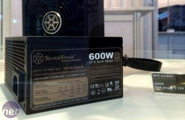 SilverStone Interview: SFX PSUs More power and bigger fans