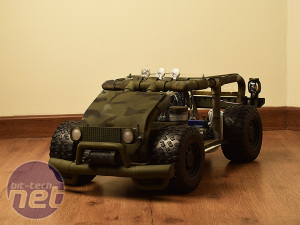 *Bit-tech Modding Update - July 2014 in association with Corsair Camouflage Vehicle by musaad