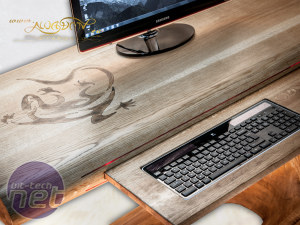 *Bit-tech Modding Update - July 2014 in association with Corsair Lizard Desk by awadon