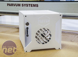 Parvum Systems Interview Why acrylic?