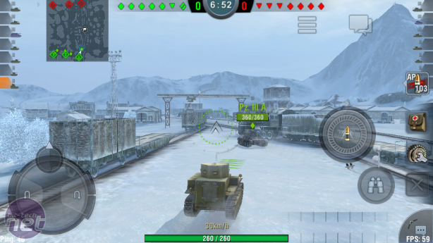 World of Tanks: Blitz Review