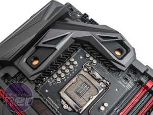 Asus Maximus VII Formula Review Asus Maximus VII Formula Review - Layout and Expansion