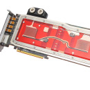 Water-cooling the AMD Radeon R9 295X2
