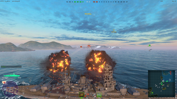 *World of Warships Preview World of Warships Preview