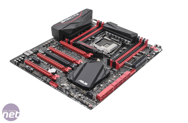 *X99 Motherboard Preview Roundup Asus Rampage V Extreme