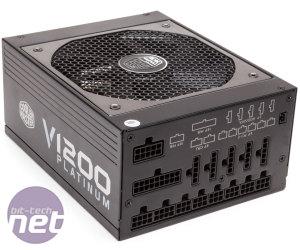 *1200W PSU Roundup 2014 Cooler Master V1200 Platinum Review
