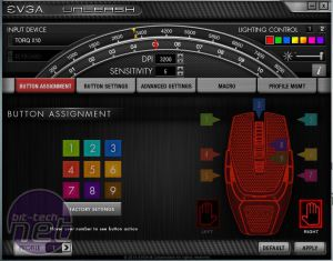 *EVGA Torq X10 Carbon Gaming Mouse Review EVGA Torq X10 Carbon Gaming Mouse Review - Software, Performance and Conclusion