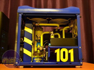 Mod of the Month September 2014 in association with Corsair Vault Boy by ciobanulx