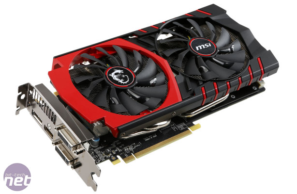 Nvidia GeForce GTX 970 Review Roundup: feat. ASUS, EVGA and MSI MSI GeForce GTX 970 Gaming 4G Review