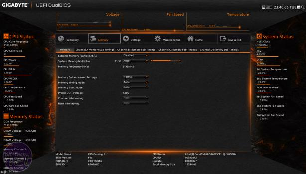 X99 Motherboard Group Test: Asus, EVGA, Gigabyte and MSI Gigabyte GA-X99-Gaming 5 Review