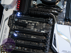X99 Motherboard Group Test: Asus, EVGA, Gigabyte and MSI Asus X99 Deluxe Review