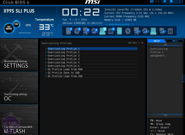 X99 Motherboard Group Test: Asus, EVGA, Gigabyte and MSI MSI X99S SLI Plus Review
