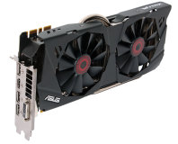 ASUS Strix GeForce GTX 980 DirectCU II OC Review