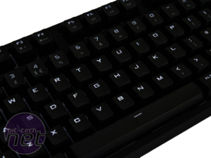 CM Storm Quick Fire Rapid-I Gaming Keyboard Review CM Storm Quick Fire Rapid-I Review - Backlighting and Conclusion