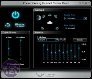 *Corsair Gaming H1500 Review Corsair Gaming H1500 Review - Software, Performance and Conclusion