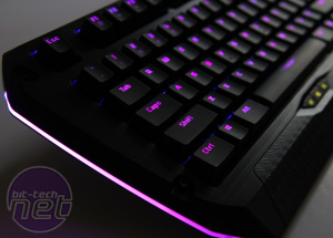 Tesoro Gaming Peripherals Review Tesoro Lobera Supreme G5NFL Gaming Keyboard Review