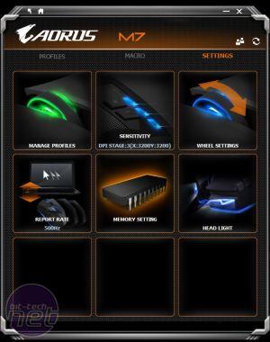 Aorus Thunder M7 MMO Gaming Mouse Review Aorus Thunder M7 MMO Gaming Mouse Review - Software and Conclusion