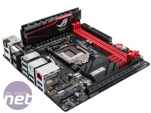 Asus Maximus VII Impact Review