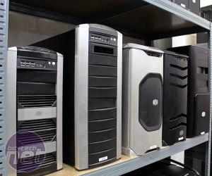 *Cooler Master EU HQ Tour Cooler Master EU HQ Tour - The Case Archive