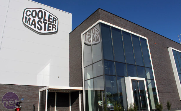 *Cooler Master EU HQ Tour Cooler Master EU HQ Tour