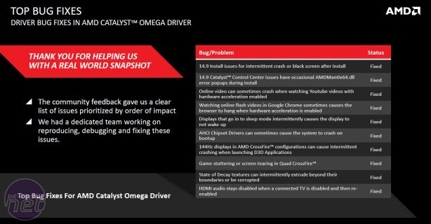 AMD Launches Catalyst Omega Driver