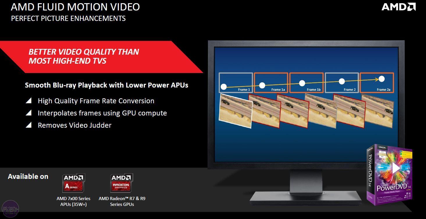 AMD Launches Catalyst Omega Driver | bit-tech net