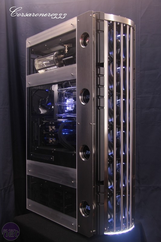 *Bit-tech Mod of the Year 2014 In Association With Corsair  The Black Dream by Corsaronero333