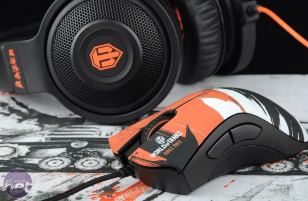Win World of Tanks themed Razer Peripherals